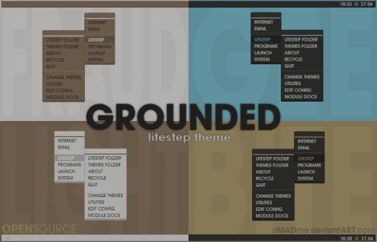 grounded LS by aMADme