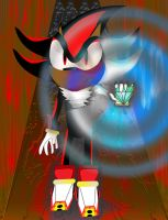 Shadow the Hedgehog by anime-viewer