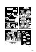 Daily Comics- Camping by BrianDanielWolf