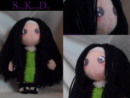Knitted Shinju Dolly by SerKai