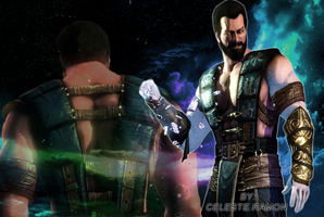 MKX: Sub-zero color the sky by celtakerthebest