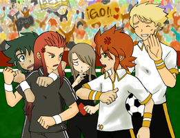 Tales of the world cup by cincin82