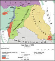 Kingdom of Great Syria by Jeremak-J