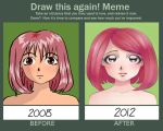 Draw this again meme 2 by Hija--Turner