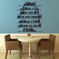 Maybe It's All About the Story Wall Decal by GeekeryMade