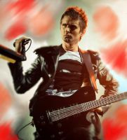 Matt Bellamy by NearandFar