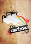 Rainbow by graphiqual