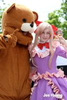 Pedobear Cosplay by viewtifu1