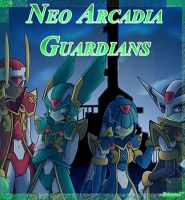 Neo Arcadia Guardians by trixzro27