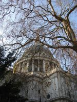 Places 510 St. Paul's Cathedral by Dreamcatcher-stock