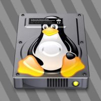 Linux HDD by CitizenJustin
