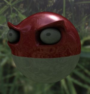 Live Action Pokemon Voltorb