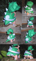 Torterra papercraft by Weirda208