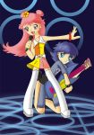 HiHiiPuffy AmiYumi AnimeStyle by Damr1990