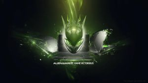 Alienware wallpaper by iEvgeni