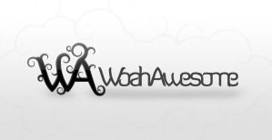 WoahAwesome Logo by Bobbwhy