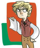 Enjolras leads by museoda
