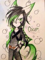 oscer by BooPoe