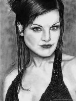 Pauley Perrette by Islandstar