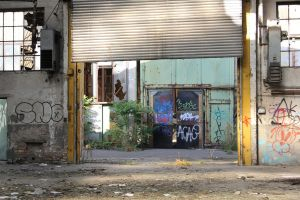 Industrial decay Stock 14 by Malleni-Stock