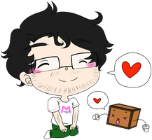 Love From Markiplier by irenereru