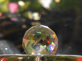 Prism and Cobweb by SharPhotography