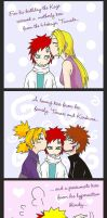 GAARA'S B-DAY KISS :D by Nekoko-chan