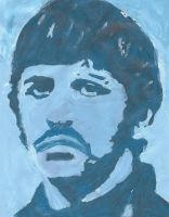 Ringo Starr by CelticDream1989