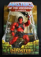 MOTUC custom Imposter packaged by masterenglish