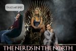The Nerds In The North by Melciah1791