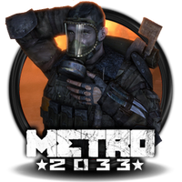 Metro 2033 Icon v2 by Kamizanon