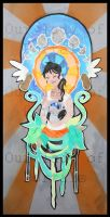 Our Lady of Portals by Sugar-Bot