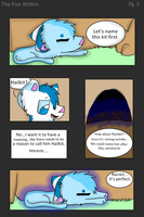 The Fire Within pg. 2 by HawkstarR5
