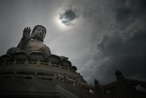 Buddha by nonsensible
