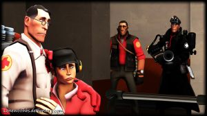 [SFM] TF2 - Cult of Personality - Regret 3 by LoneWolfHBS