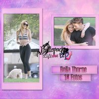 Photopack 17 Bella Thorne by PhotopacksLiftMeUp