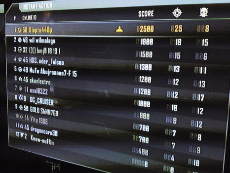 25 Kills on Crysis 2 Instant Action by Klepto4