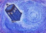 ACEO-Through the Vortex by strryeyedreamr27