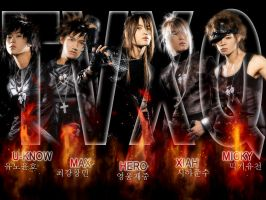 TVXQ, Set the world on fire by fk20