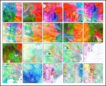 RBF 11.14  Colorful Paint 3 by rosebfischer