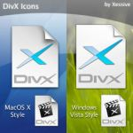 DivX Icons by XSV