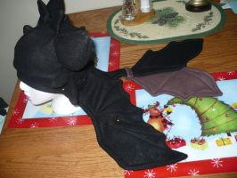 Deluxe Toothless Hat by Creative-Commissions