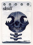 ATC Unidentified Flying Skull by Myrntai
