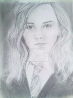 Hermione Granger by ShootingStar891