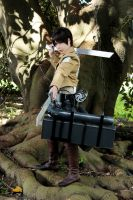 Eren Jaeger from Shingeki No Kyojin by Smexy-Boy