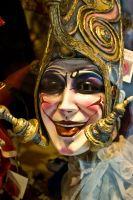 THE MASKS OF VENICE by CorazondeDios
