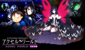 ACCEL WORLD by AlexYmT
