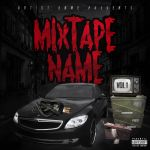 FREE Street Mixtape Cover - PSD by Shiftz