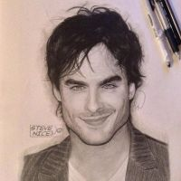 Ian Somerhalder by Steve-Nice