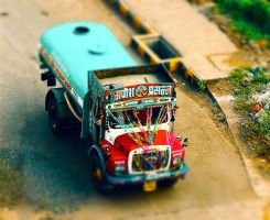 Toy Truck by mastashish
